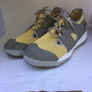 Propel Athletic Adventure Shoes Yellow Size 9 M